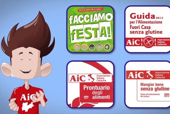AIC - Associazione Italiana Celiachia works Andrea Oberosler