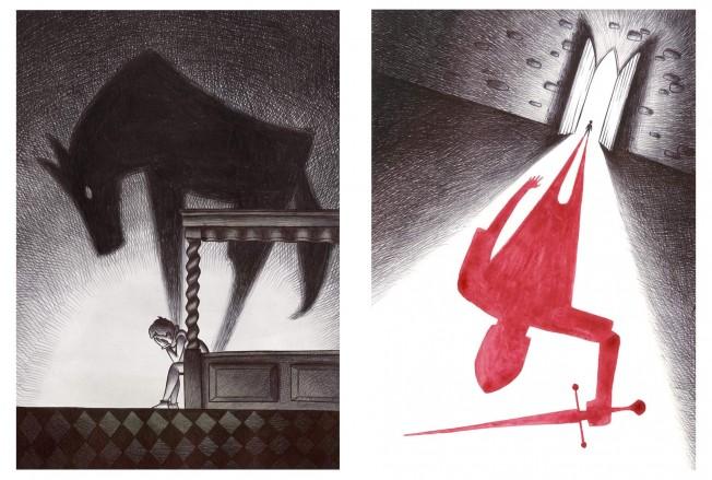 La maschera della morte rossa e altri racconti 5