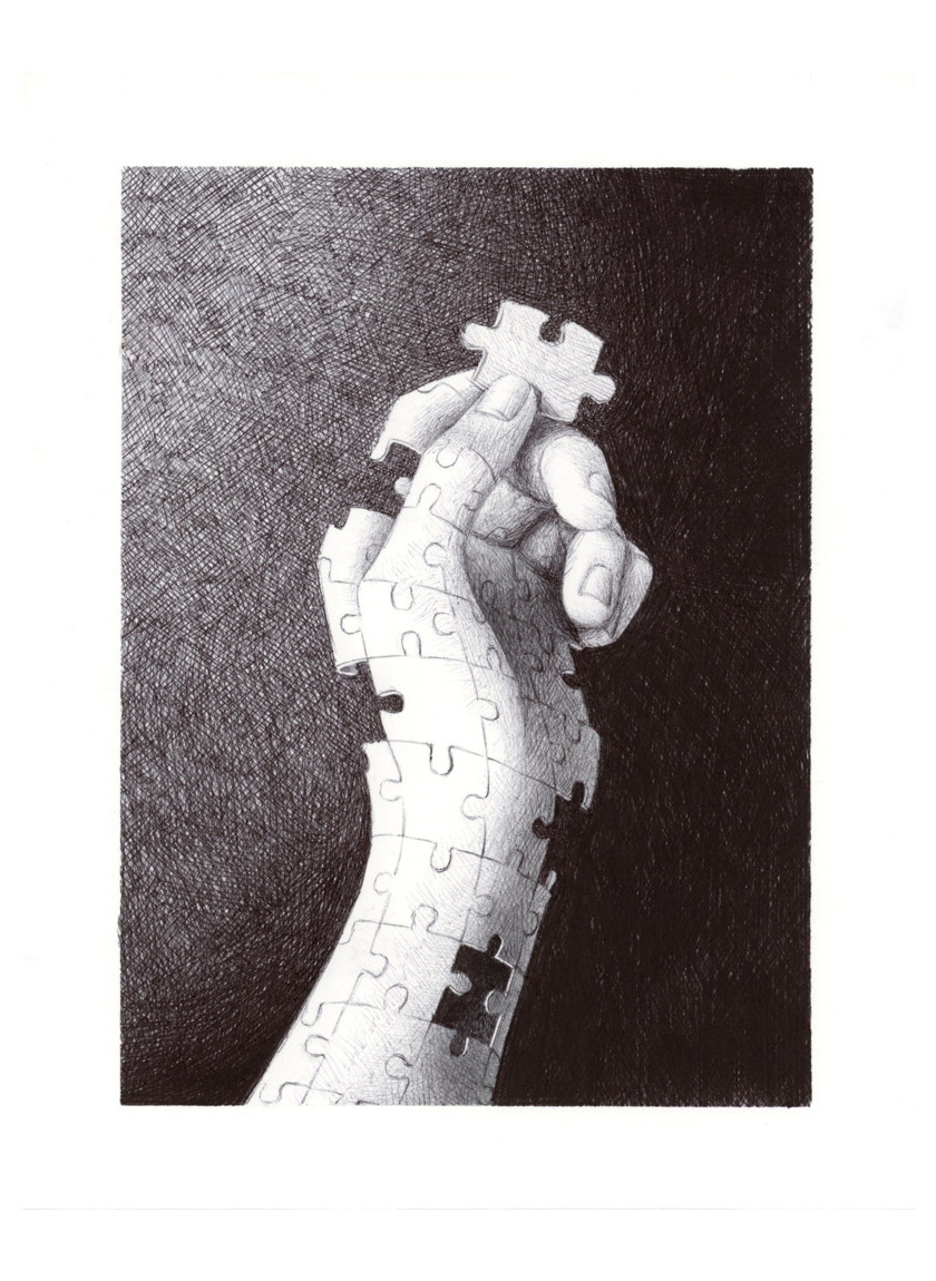 Puzzle me gallery Andrea Oberosler